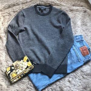 BANANA REPUBLIC Barbuda 100% Italian Wool Sweater
